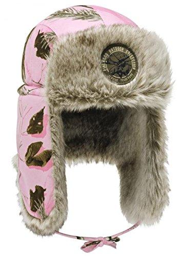 pinewood-8420-murmansk-invierno-invierno-gorra-camuflaje-ap-color-rosa-color-ap-pink-tamano-m-l-59cm