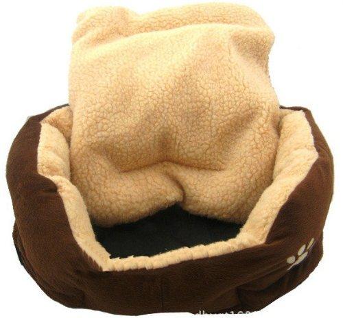 E-Goal Baumwoll-Bett für Hunde, Katzen und Kleintiere - 3