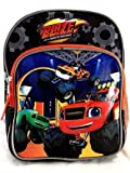 Mini Backpack - Blaze And The Monster - Machines Blazing Speed 10