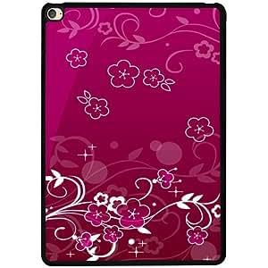 Casotec Pink Bulk Design 2D Printed Hard Back Case Cover for Apple iPad Air 2