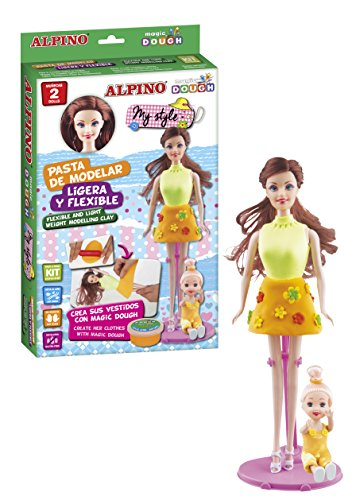 Alpino – Magic Dough My Style, set de pasta (DP000166)