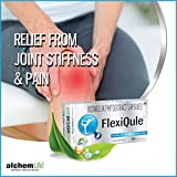 #4: FlexiQule - A Natural Care for Joint Stiffness & Pain (Pack of 9 strips)