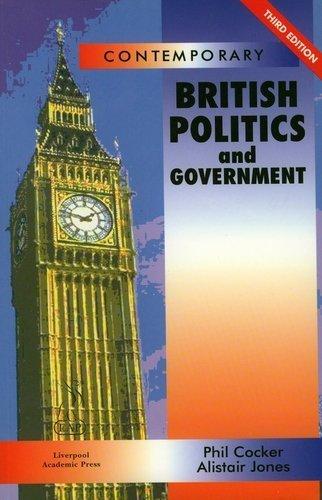 Contemporary British Politics and Government