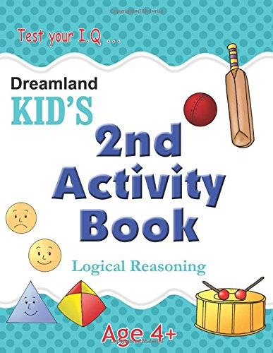 2nd Activity Book - Logic Reasoning (Kid\'s Activity Books)