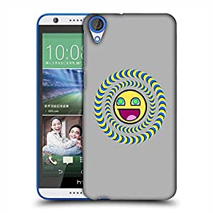 Snoogg Laughing Sun Designer Protective Phone Back Case Cover For HTC Desire 820
