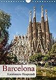 Barcelona - Kataloniens Hauptstadt (Wandkalender 2020 DIN A4 hoch): Willkommen in der spanischen und katalanische Metropole Barcelona. (Familienplaner, 14 Seiten ) (CALVENDO Orte) -