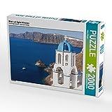 CALVENDO Puzzle Blick auf Agios Nikolaos 2000 Teile Lege-Größe 90 x 67 cm Foto-Puzzle Bild von Hans Pfleger