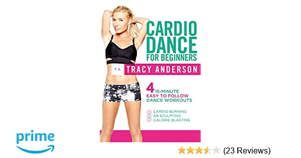 b78649c162 Tracy Anderson  Cardio Dance For Beginners  DVD   Amazon.co.uk  Tracy  Anderson  DVD   Blu-ray