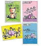 Postkarten Baby Kind Kinderlied Set aus 9 Karten Babykarten