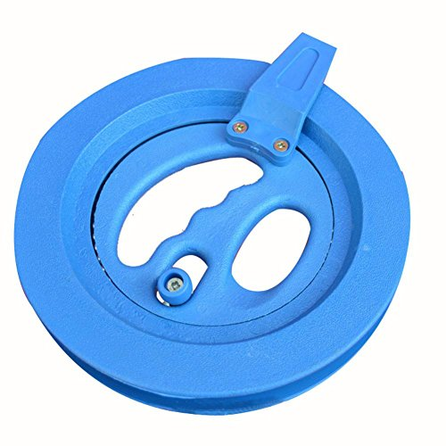 HCFKJ Kite Line Winder Wickelrolle Grip Wheel mit fliegenden Schnur String Flying Tools (Christmas Light Reel)