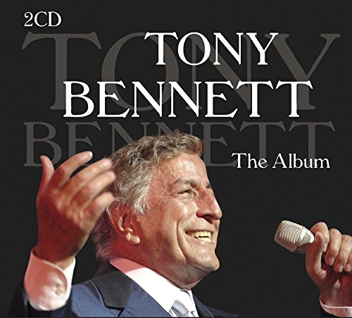 Tony Bennett - The Album (Let's Face The Music And Dance, I Left My Heart In San Francisco, Smile) Black Line