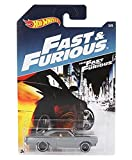 Hotwheels Fast And Furious Ply Mouth Road Runner - Grey