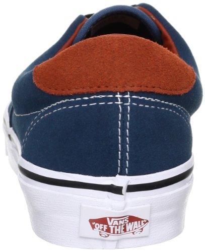Vans Unisex-Erwachsene U Era 59 Lauflernschuhe Sneakers Blau (Earthtonesuede)