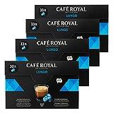 Café Royal Lungo, Kaffee, Röstkaffee, Kaffeekapseln, Nespresso Kompatibel, 132 Kapseln