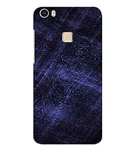 EPICCASE Scramble Shade Mobile Back Case Cover For Vivo V3 Max (Designer Case)