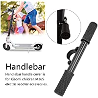 ASEOK Electric Scooter Child Handrail,Electric Skate Board Children Kids Handle Grip Bar for Xiaomi Mijia M365 Electric Scooter Accessory Adjustable- 0.98X0.98X10.04inch