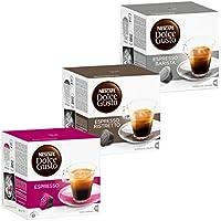 Nescafé Dolce Gusto Set Rápido: Espresso, Ristretto, Barista, Café, Cápsulas de