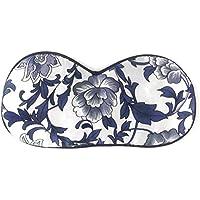 Healifty Seide Augenklappe Seide gefüllt Schlaf Augenmaske Abdeckung große Eyeshade Augenbinde für Schlaf Nap... preisvergleich bei billige-tabletten.eu
