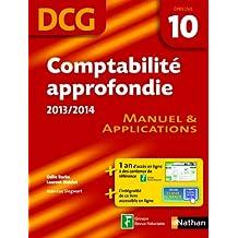 COMPTA APPROFONDIE EPR 10 DCG
