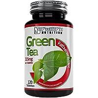 Grüner Tee/Grüntee 315mg - 120 Tabletten - Die preiswerte Alternative preisvergleich bei billige-tabletten.eu