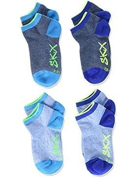 Skechers Socks Calcetines Deportivos para Niños