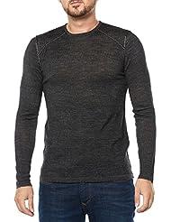 Antony Morato - T-Shirt à manches longues - Homme noir Schwarz