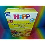 HIPP Organic Cereal Flakes Fruit - No added sugars From the 10th Month