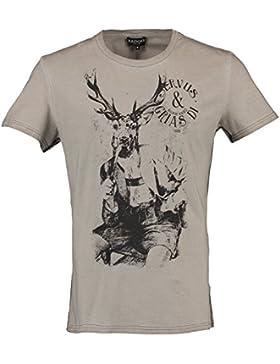 Krueger Buam Krüger Buam Trachten-T-Shirt Grias Di