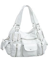 Laurel Sunset Ultra Utilitarian Cross Body Convertible Satchel Bag