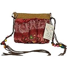 La Loria donna piccola borsa stile indiano