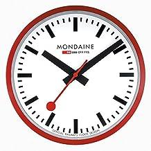 Mondaine A990.CLOCK.11SBC Reloj de pared Analogue