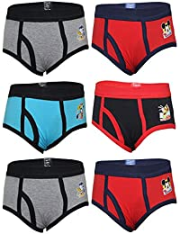 Disney Boys Brief Pack of 6 from Bodycare