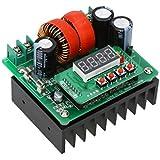 Topker Módulo de refuerzo de 400W DC Booster fuente de alimentación del convertidor elevador 6-40V / 8-80V
