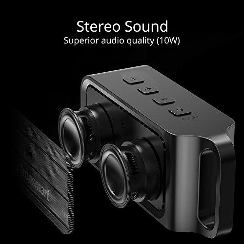 Tronsmart-T1-Cassa-Altoparlante-Speaker-Bluetooth-Portatile-Indoor-e-Outdoor-Impermeabile-IPX34-Potente-10W-Audio-Stereo-Wireless-con-Microfono-Incorporato-per-Telefonate-Vivavoce