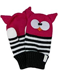 Capelli New York Kinder Handschuhe 'Sneaky Owl'