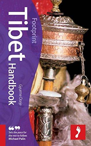 [Tibet Footprint Handbook] (By: Gyurme Djore) [published: August, 2009]