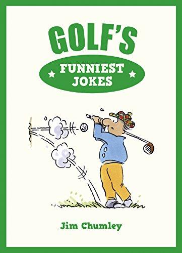 Golf's Funniest Jokes (English Edition) por Jim Chumley