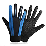 ZDYLL Fahrradhandschuhe - Touch Screen Full Finger Fahrradhandschuhe - Windproof Mountainbike Handschuhe - Road Racing Fahrradhandschuhe - Gel Pad Biking Handschuhe für Frauen und Männer