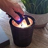 SPPARX USB Feuerzeug, Lichtbogen Feuerzeug, Technologie - Elektronisches Feuerzeug Generation, Plasma Feuerzeug, elektronisches Feuerzeug, Doppelbogenstrahl, USB wiederaufladbar - 5