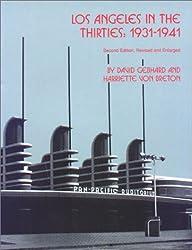 Los Angeles in the Thirties by David Gebhard (1989-01-01)