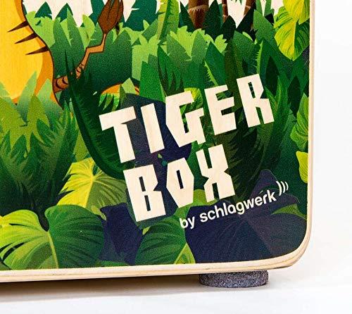 Schlagwerk Tiger Box CP 400 - 6
