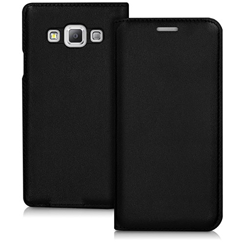 kwmobile Samsung Galaxy A3 (2015) Hülle - Handyhülle für Samsung Galaxy A3 (2015) - Handy Case Schutzhülle Klapphülle