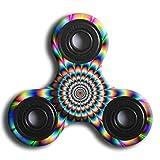 Saingace Fidget Spinner Dreieck Einzelfinger Dekompression Gyro