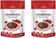 Rostaa Cranberry Whole 400gm (200gm x 2)