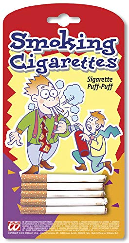 Cigarette Set con effetto fumo