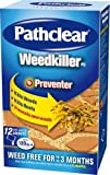 Pathclear Weedkiller + Preventer 12 Sachets Granular Concentrate