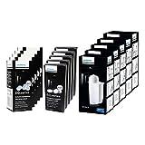 5x SIEMENS BRITA Intenza Wasserfilter (TZ70003) + 5x SIEMENS Reinigungstabletten (TZ80001) + 5x SIEMENS Entkalkungstabletten (TZ80002)