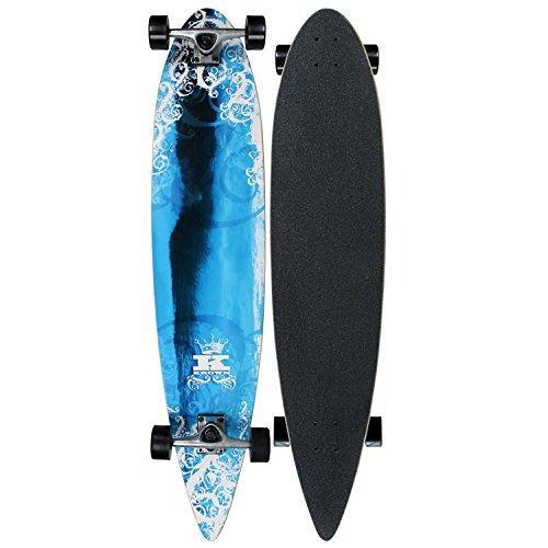 Krown Tidal Wave Pin Complete-Longboard Skateboard by Krown