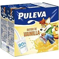 Puleva Batido Vainilla - Pack de 6 x 200 ml - Total: 1200 ml