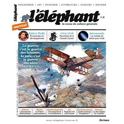 L'éléphant : La revue 04 (04)